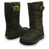 CROCS BERRYESSA ZIP BOOT girls