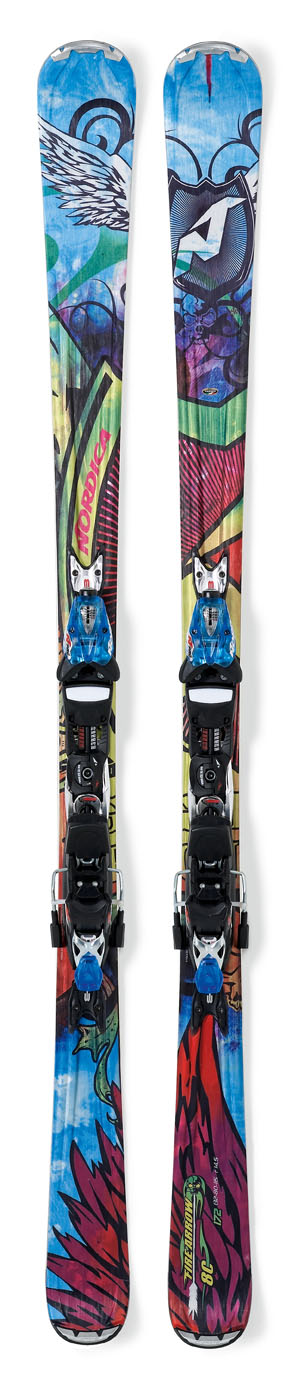 NORDICA FIRE ARROW 80  XBI CT