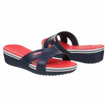 CROCS CROCBAND WEDGE WOMEN