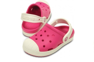 CROCS BUMP IT NAVY CLOG K