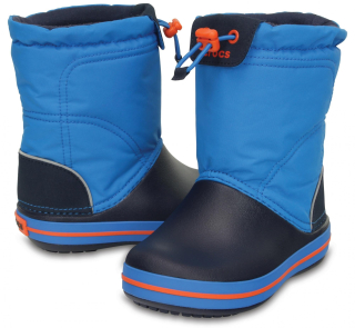 CROCS CROCBAND LODGE POINT BOOT Kids