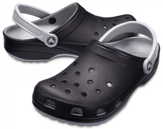 CROCS Classic Carbon Graphic