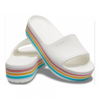 CROCS PLATFORM BOLD color slide
