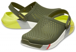 CROCS literide colorblock