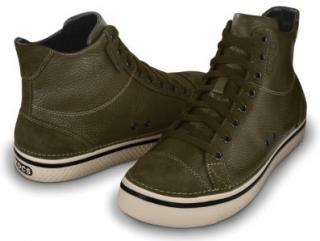 CROCS HOVER MID LEATHER M