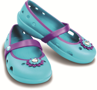 CROCS KEELEY PETAL FLAT